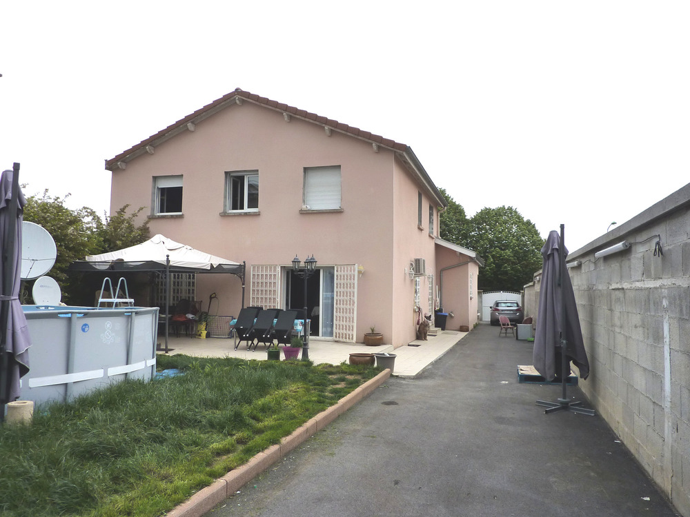 Maison Saint-Fons