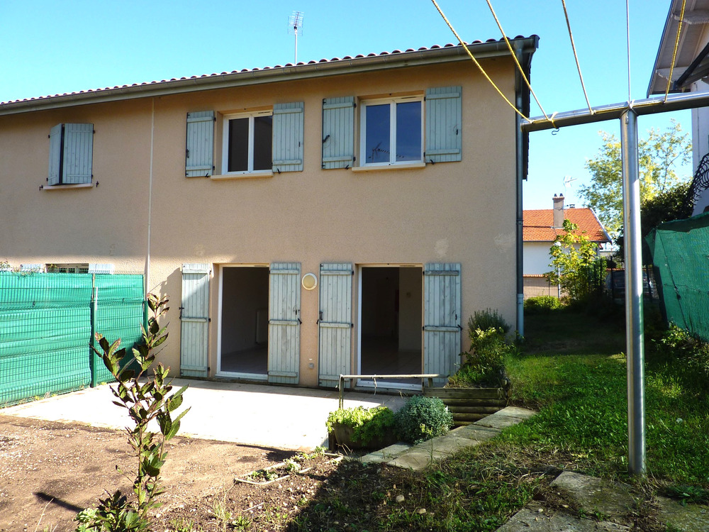 Maison Sérézin-du-Rhône