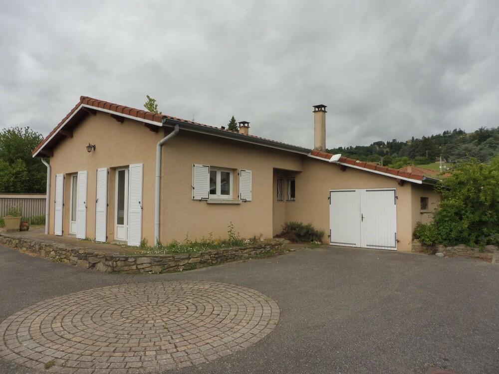 Maison Saint-Didier-sous-Riverie
