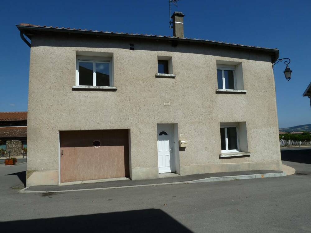 Appartement Saint-Jean-de-Touslas